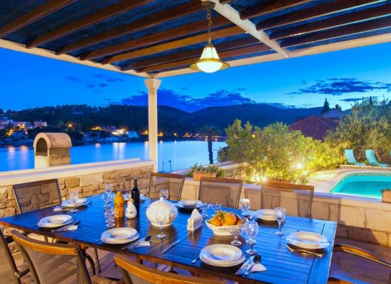 Terrace in the Villa Mir Vami | Book now