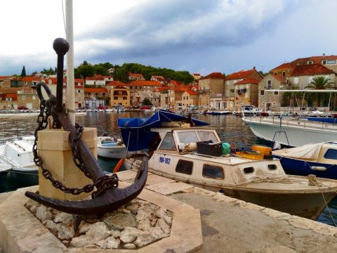 Milna on Island of Brac | Vacation in Croatia