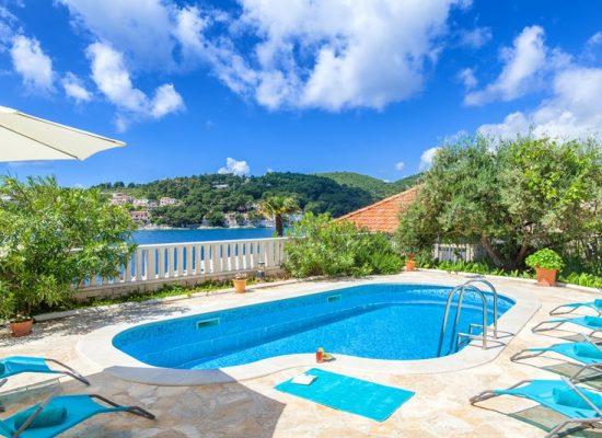 Rent a Villa Mir Vami with a pool